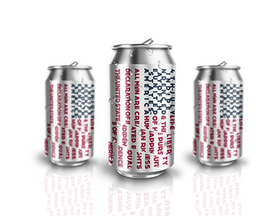 4th of July - Independence day branding
