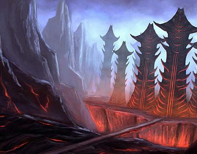 Molten Lands
