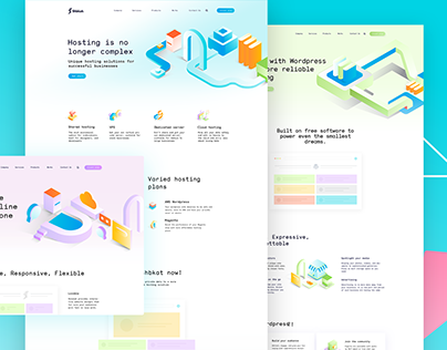Shbkat UI/UX Design.