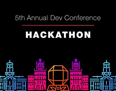 Dev Conference & Hackathon Visual Identity