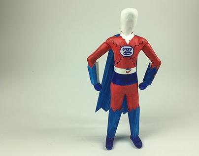 Design a Superhero: Children's Product