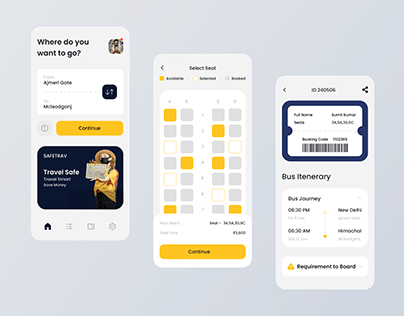 Ticketing App