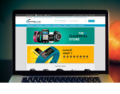Gramin Brand Page