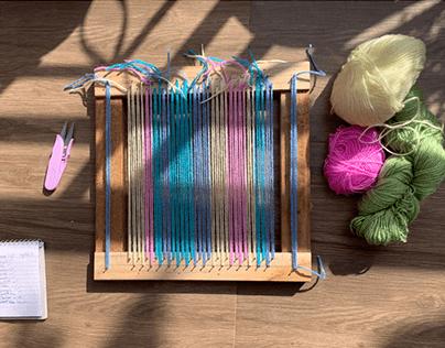 Weave Design Project-Mə-ˈrä-kən