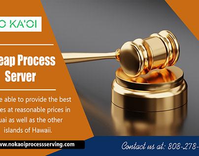Cheap process server