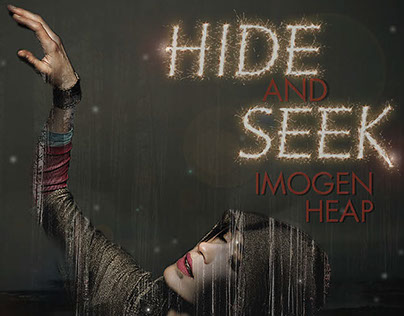 Imogen Heap album cover design
