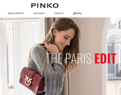 [ADV] Pinko - the Paris EDIT