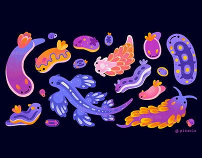Underwater creatures