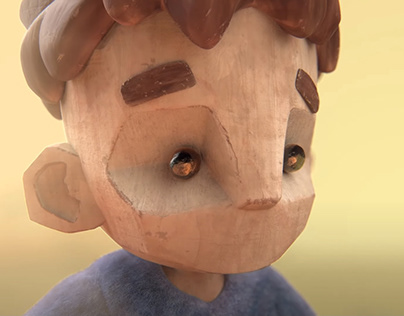 Boy in the woods - Hype Animation