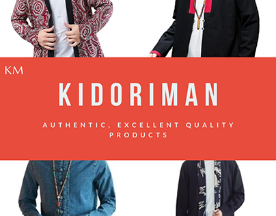 Get The Best Shopping Experience at Kidoriman