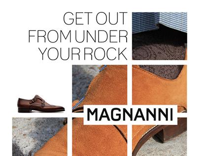 Magnanni Ad Campaign