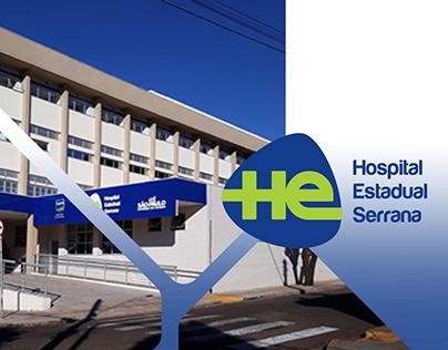 HES - Hospital Estadual de Serrana