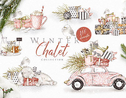 Winter Chalet Collection