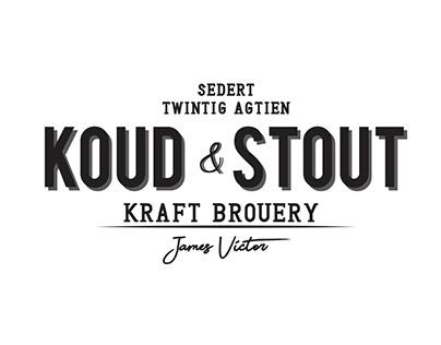 Koud&Stout Craft Beer