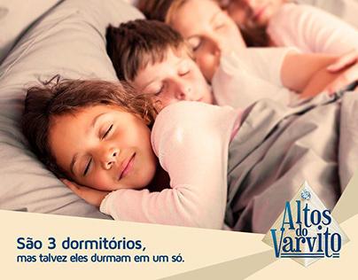 Posts de Mídias Sociais - Altos do Varvito