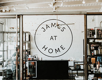 James At Home Logo