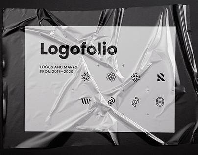 Logofolio 2019 — marks + logotype