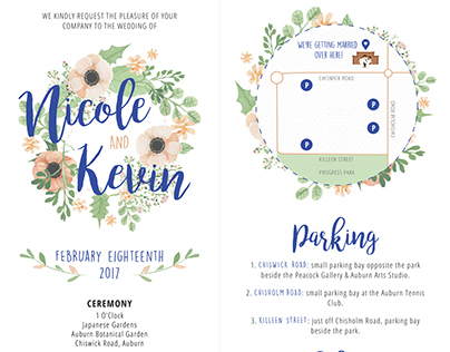 Wedding Collateral