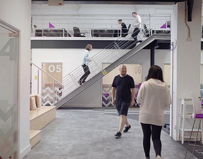 AMH Workspace Brand Video