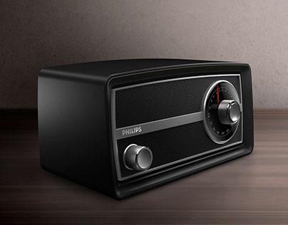 Philips Original Radio OR2000