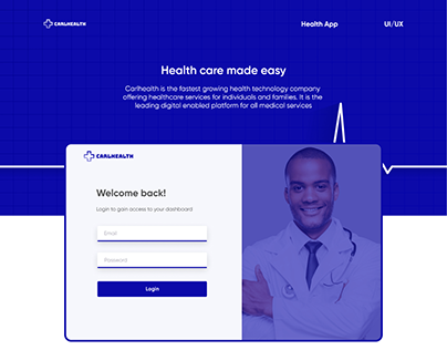 Carlhealth - A Medical App