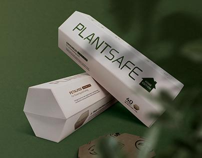 PlantSafe l Packaging Design