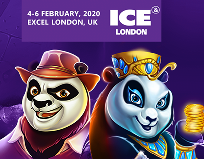 Meet us at ICE London! 4-6 February 2020