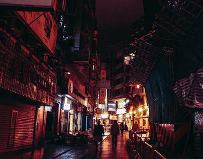 Night of Macao