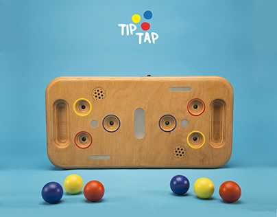 Tip Tap | learning colors