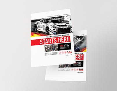 2016 PRI Trade Show – Advertisement Campaign