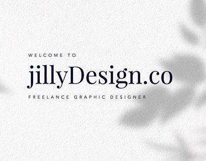 jillyDesign.co Portfolio