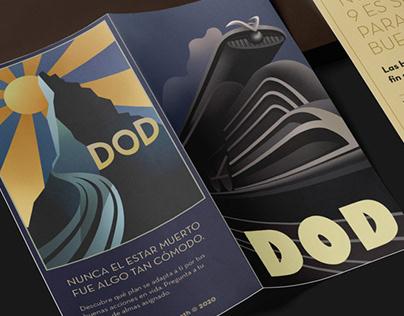 Department of Death brochures