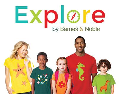 Barnes & Noble Explore