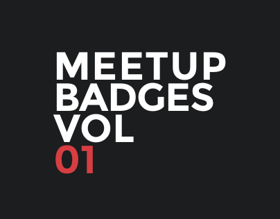 meet up badge