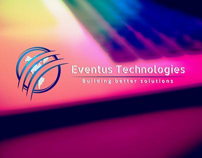 Brand Identity for Eventus Technologies