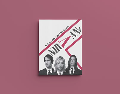 Print Design Nirvana Magazine Spreads