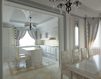 Classik interior design