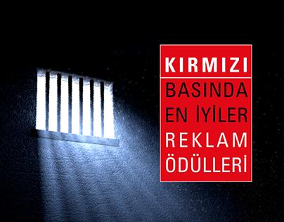Journalists Association of Turkey Print Ad