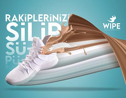 Wipe Spor Ayakkabıları (Taslak Proje)