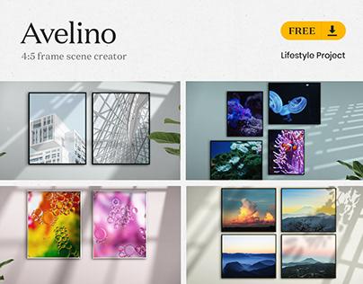 [FREE] Avelino - 4:5 Frame Scene Creator
