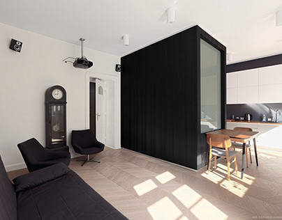 Interior photography | Apartment in tenement houses