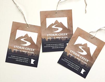 Storm Creek MN Apparel Branding & Design
