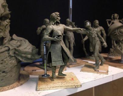 Character Sculpture - Turin Turambar