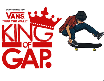 KING OF GAP 2019 FOR VANS MALAYSIA