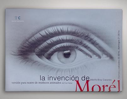 Diseño de Afiche para Teatro