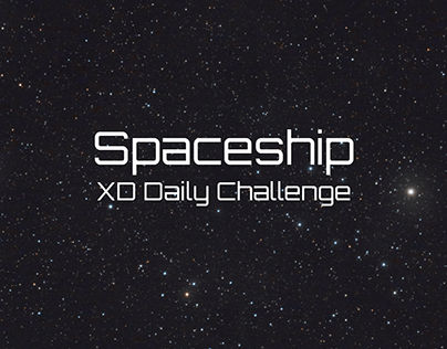 Spaceship - XD Daily Challenge