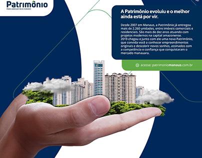 PatrimônioManaus - Nova Marca 2018-2019