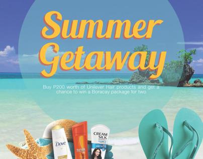 Unilever Summer Promo Ad