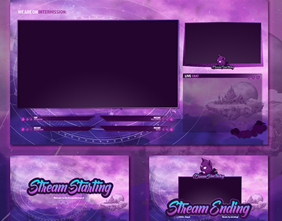 Streaming Graphics/Overlay