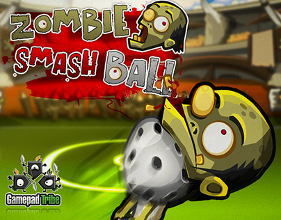 zombie smash ball android game